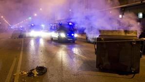Imagen de archivo de los disturbios de 2014 en Gamonal