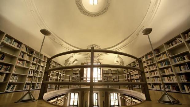 Los alumnos de la uned de calatayud podr n hacer pr cticas for Biblioteca de la uned madrid