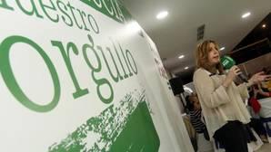 Díaz se presenta y confirma la batalla a tres por liderar el PSOE