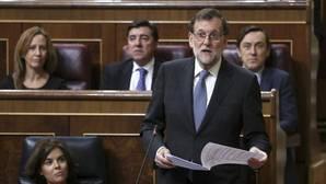 Rajoy puede convocar elecciones a partir del 3 de mayo