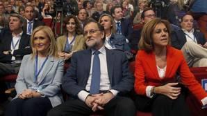 Rajoy lanza a Cifuentes hacia la refundación del PP de Madrid