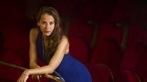 Irene Escolar, en el Teatro Español, en una imagen de archivo