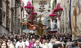 El Corpus se celebrará este año el 15 de junio