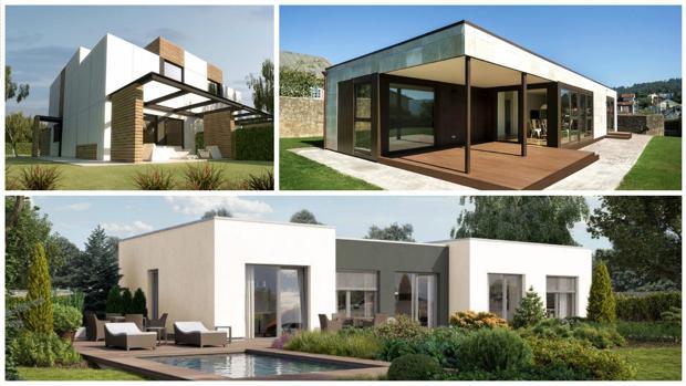 La demanda de casas prefabricadas crece un 40 en la comunidad valenciana con el despunte del - Casas prefabricadas valencia ...