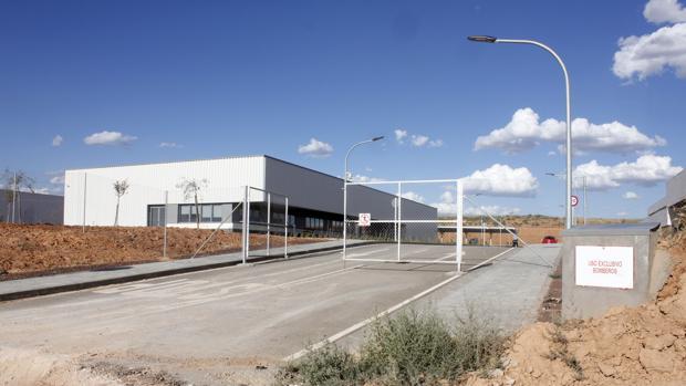 Instalaciones del ATC en Villar de Cañas, en Cuenca