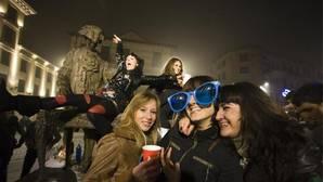 Salamanca es destino de numerosas despedidas de soltero