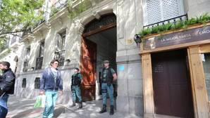 El despacho de Ignacio González