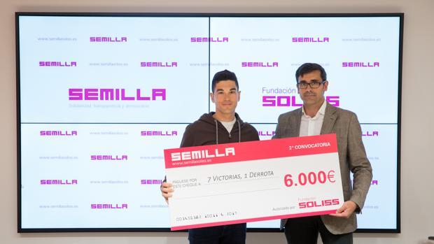 La Fundación Soliss entrega los premios de la segunda convocatoria de Semilla