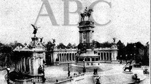 La misteriosa desaparición de cinco ángeles en el monumento a Alfonso XII en el Retiro
