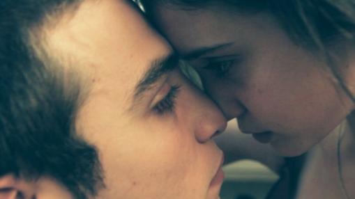 Fotograma de la película «Amar»