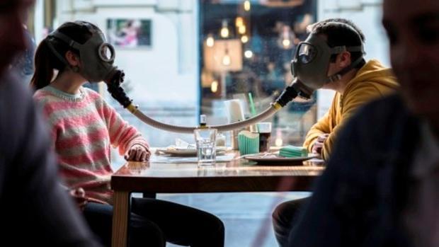 Imagen de una escena de la película «Amar»