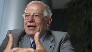 Josep Borrell, en una imagen de archivo