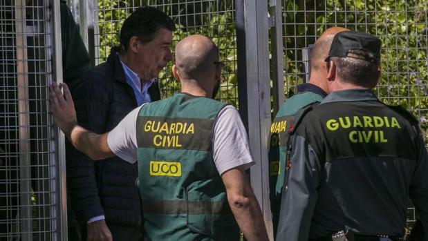 Prisión incondicional para Ignacio González por la trama del Canal