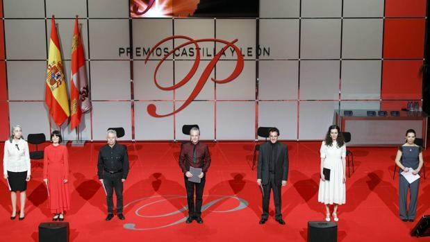 Gala de los Premios Castilla y León