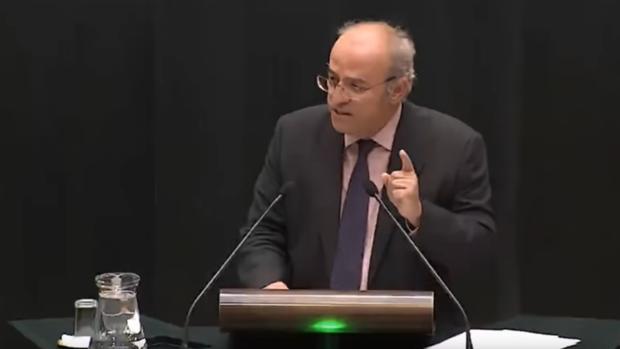 Pedro Corral, concejal del PP en el Ayuntamiento de Madrid