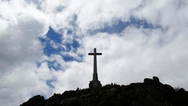 Monumento en el Valle de los Caídos