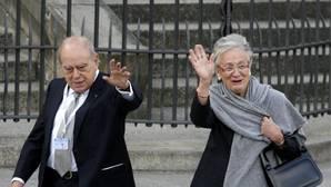 Jordi Pujol y su mujer, Marta Ferrusola, «la madre superiora de la Congregación»