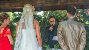 Kiko Hernández, casamentero en Toledo