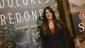 La escritora donostiarra Dolores Redondo