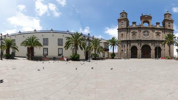 Obispado de Canarias y Catedral de Santa Ana