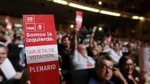 La nueva dirección socialista contiene representantes de todas las federaciones del partido, salvo Ceuta y Melilla
