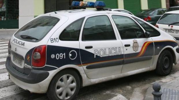 Imagen de archivo de una patrulla de la Policía Nacional