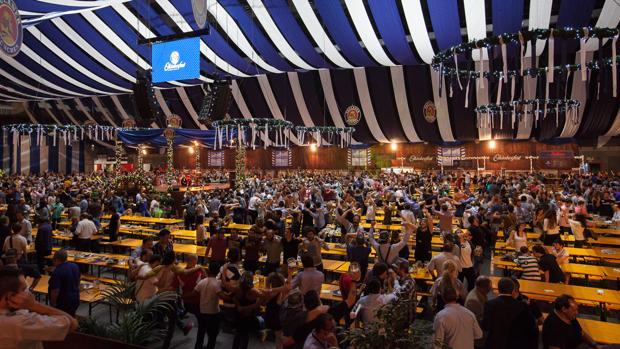 La Oktoberfest se traslada al Palacio de Vistalegre