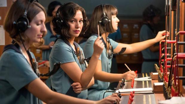 «Las Chicas del Cable» es la primera serie original de Netflix en España