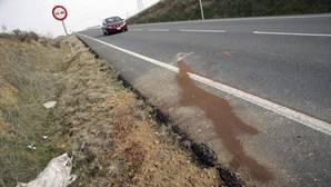 Accidente de tráfico en Fuensalida, Toledo
