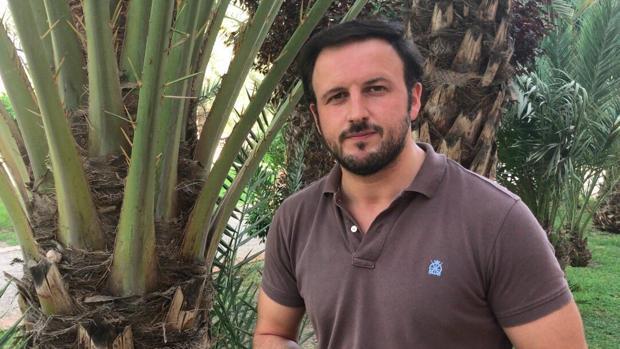 Imagen de Pablo Ruz, nuevo presidente del PP de Elche