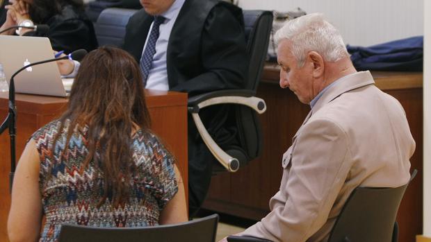 Imagen de la celebración juicio en la Audiencia Provincial de Elche