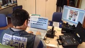 Agen de la Policía Nacional en una imagen de archivo