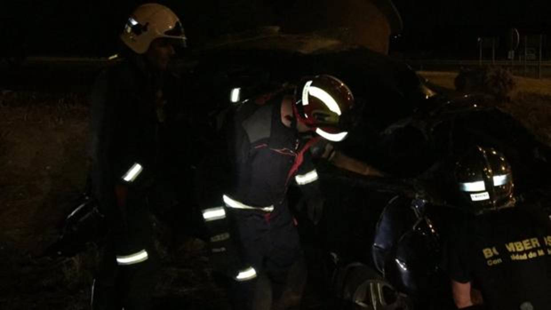 Dos muertos y tres heridos al salirse de la v a su coche - Cine en san sebastian de los reyes ...