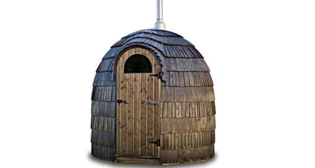 Los hechos ocurrieron en una sauna similar a la de la imagen