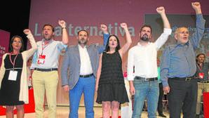 Tudanca aleja a los «susanistas» y crea un equipo con vocación municipal