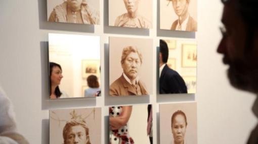 Exposición «Filipinas en el Parque del Retiro, en 1887»