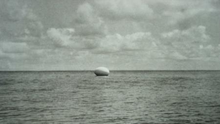 El huevo de La Palma enfilando el horizonte