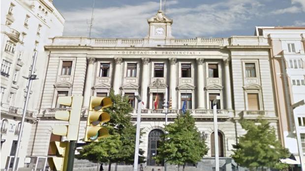 Palacio Provincial, sede de la Diputación de Zaragoza