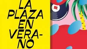 Cartel de la nueva edición de Plaza en Verano