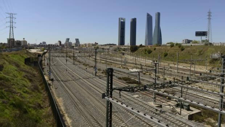 Madrid nuevo norte las cifras del proyecto m s - Puerta europa almeria ...
