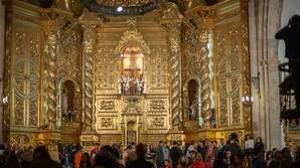 La Iglesia de la Inmaculada Concepción de Horcajo (Cuenca)