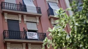 Imagen de archivo de un edificio de Valencia