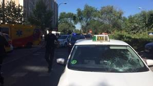 Herido muy grave un hombre de 84 años atropellado por un taxi