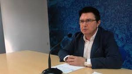 Teo García, concejal de Urbanismo