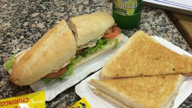 La comida rápida de Pepe Chiringo que triunfa en Canarias