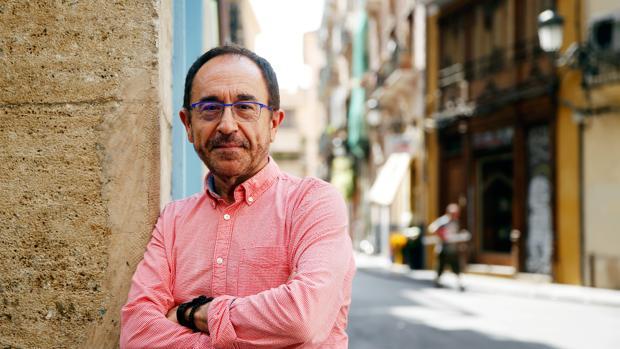 El secretario de Justicia, Libertades y Nuevos Derechos del PSOE, Andrés Perelló