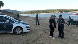 Buscan en el pantano de Cuerda del Pozo (Soria) a un joven que ha desaparecido tras lanzarse desde un tobogán acuático