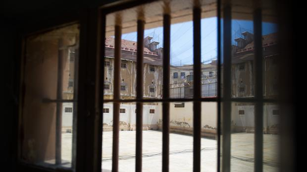 Imagen de archivo de una cárcel