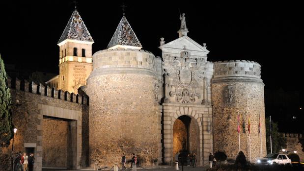 El torreón de Puerta de Bisagra será uno de los escenarios de la actividad
