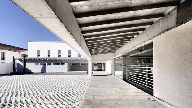 Centro de salud de Almagro, en Ciudad Real